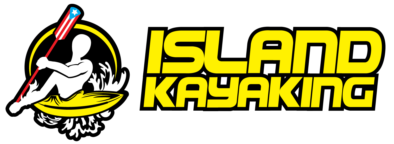 Logo Island Kayaking Adventure